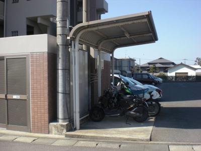 【駐輪場】セントパール瀬高駅前