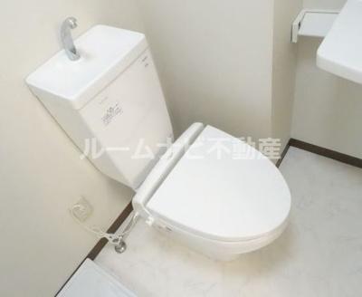 【トイレ】板橋マリオン
