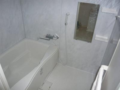 【浴室】ロマネスク奈良屋