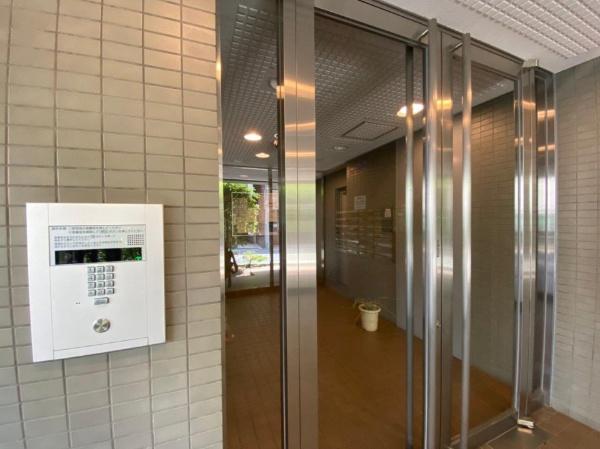 【エントランス】フォレステージ西早稲田