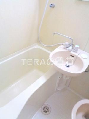 【浴室】江古田ホワイトハイツ