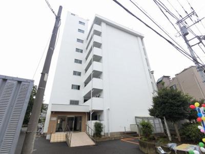 総戸数57戸、昭和51年11月築、外壁塗装工事済(令和2年12月)