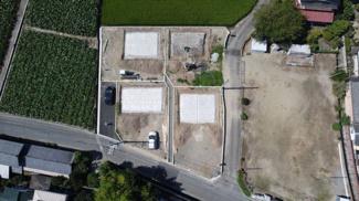 甲府市西八幡 新築戸建全4棟 1号棟 敷地273.54平米