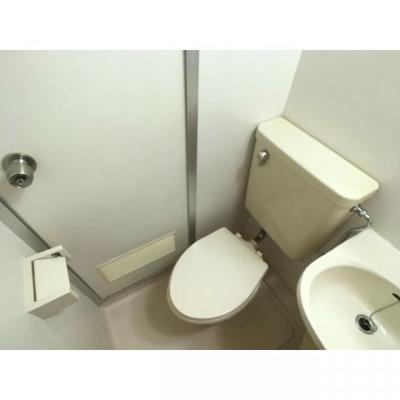 【トイレ】ベルピア北本2