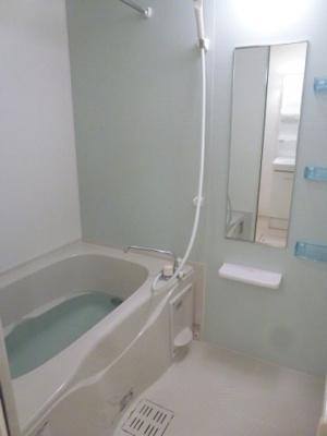 【浴室】ライツ上柴