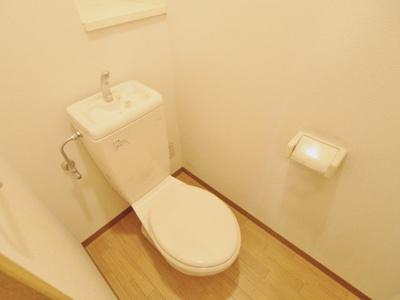 【トイレ】フォブール山田