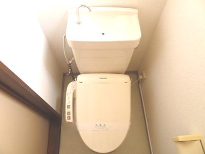 【トイレ】ヴィラ浜田山