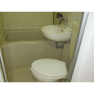 【浴室】玄武堂ビル