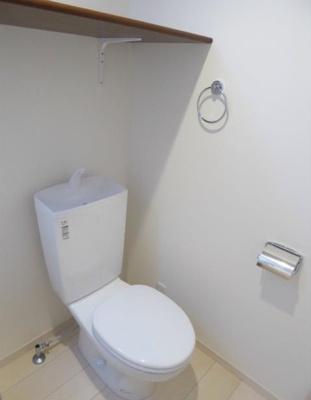【トイレ】ハーミットクラブハウスマットーネB