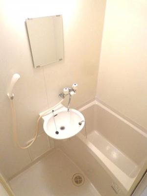 【浴室】レオパレス稲毛海岸
