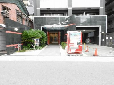 【エントランス】プライムアーバン安堂寺