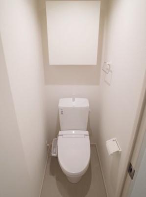 【トイレ】リブリ・習志野鷺沼