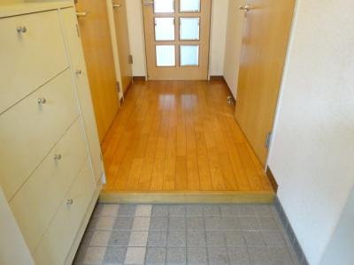 【玄関】サンシャインK&Kマンション
