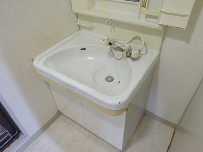 【独立洗面台】サンシャインK&Kマンション
