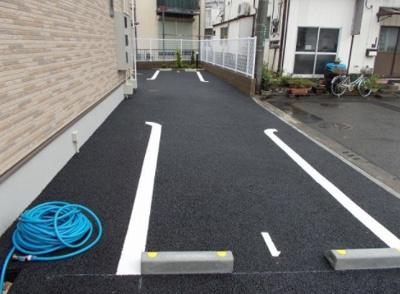 【駐車場】プラシード カーサ