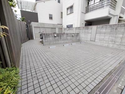 【浴室】アパートメント玉串東