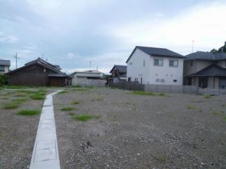 野洲市高木【4区画】3号地 売土地