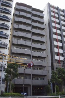 京浜急行線「大森町」駅より徒歩4分の分譲賃貸マンションです