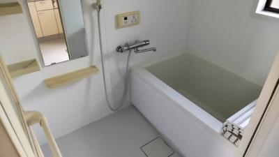 【浴室】シティハイムニューニシダ