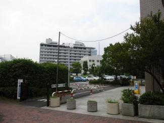 昭和大学横浜市北部病院まで265m