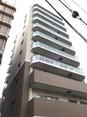 【外観】プライム大阪城北
