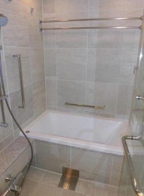 【浴室】ザ・パークハウス西麻布レジデンス