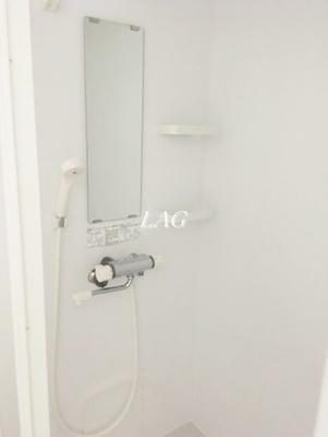 シャワールームです。