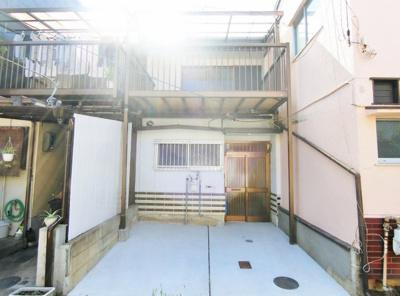 【外観】浜寺船尾町西貸家