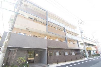 東急多摩川線「武蔵新田」駅より徒歩9分の新築マンションです