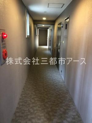 【ロビー】コリーヌ池田山