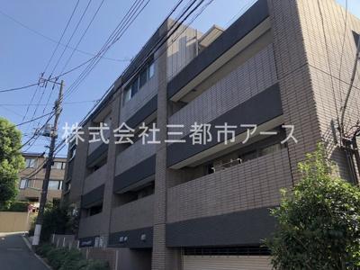 【外観】コリーヌ池田山