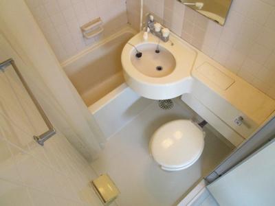 【浴室】シーボニア