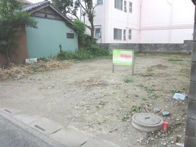 【外観】熊谷市宮本町 1800万 土地