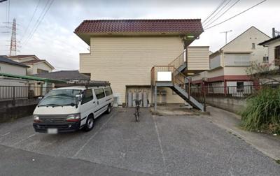 【外観】【一棟アパート】草加駅15分◆利回り8.41%