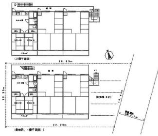 【一棟アパート】草加駅15分◆利回り8.41%