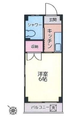 メゾンド早稲田