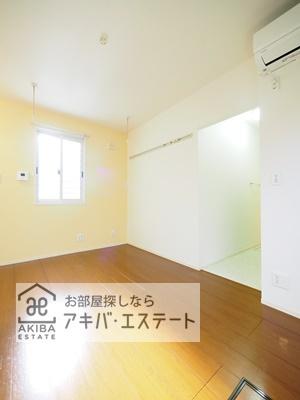 【居間・リビング】ローズ・コート 東浅草