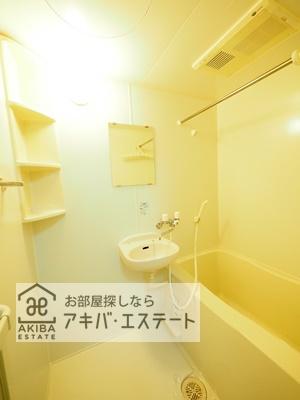 【浴室】ローズ・コート 東浅草