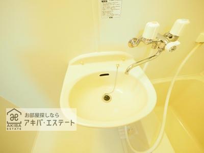 【洗面所】ローズ・コート 東浅草