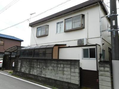 【外観】新町戸建