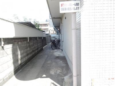 【駐車場】西形ビル