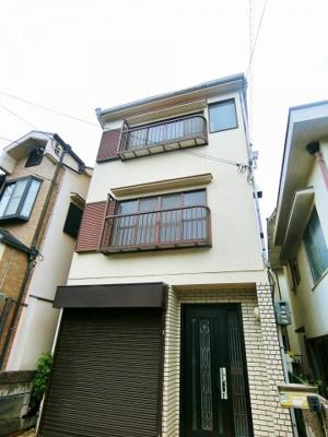 【外観】堺市西区上貸家