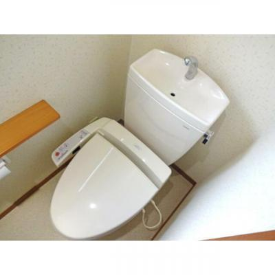 【トイレ】足立区谷在家1丁目住宅