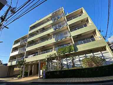 【外観】東急ドエル・キルト三軒茶屋
