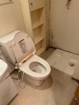 【トイレ】グリフィン横浜・桜木町