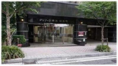 【エントランス】グリフィン横浜・桜木町