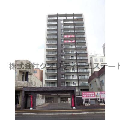 【外観】クレアホームズ札幌医大前プレステージ