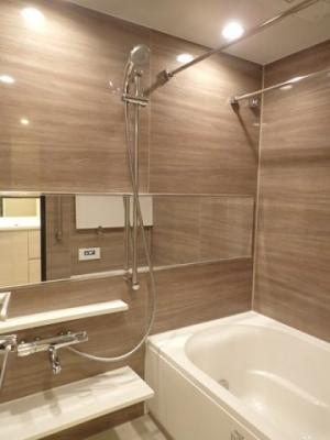 【浴室】クレアホームズ札幌医大前プレステージ