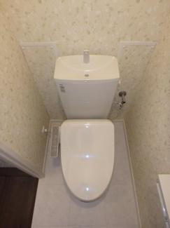 【トイレ】SKハイツ
