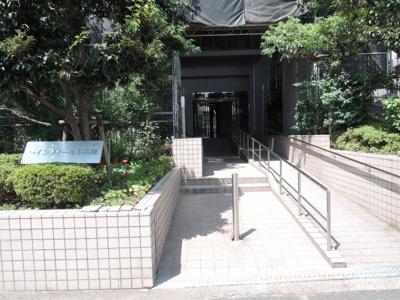 【エントランス】パインフィールド高槻
